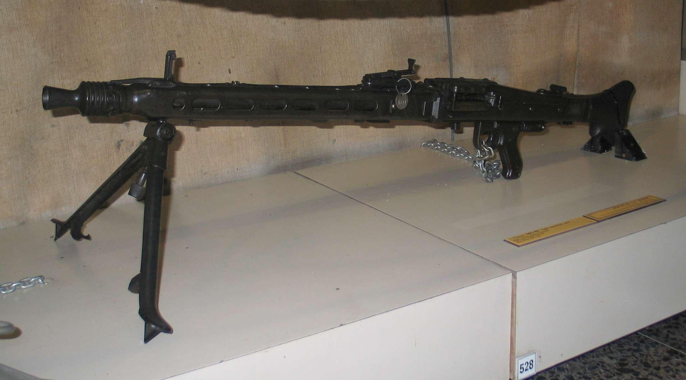Filemg42 Machine Gun Batey Haosef 1jpg Wikimedia Commons