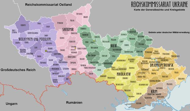 Reichskomissariat Ukraine
