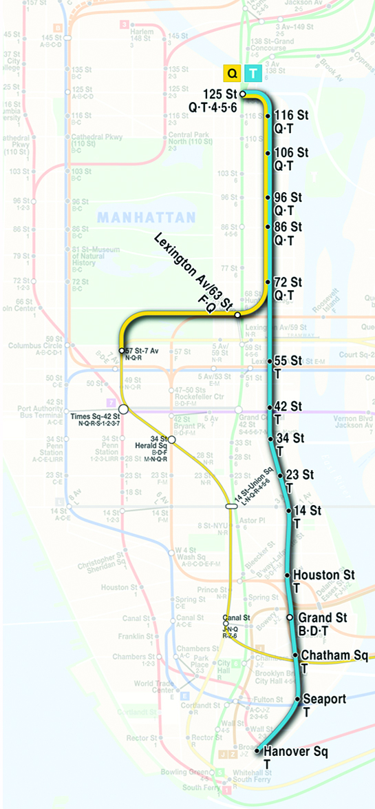 History of the Second Avenue Subway - Wikipedia