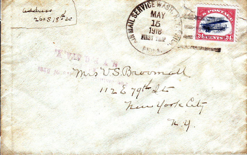 Airmails of the United States - Wikipedia