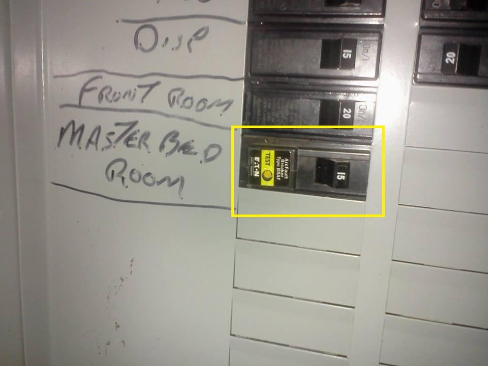 Arc-fault circuit interrupter - Wikipedia