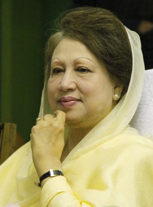 Khaleda Zia - Wikipedia