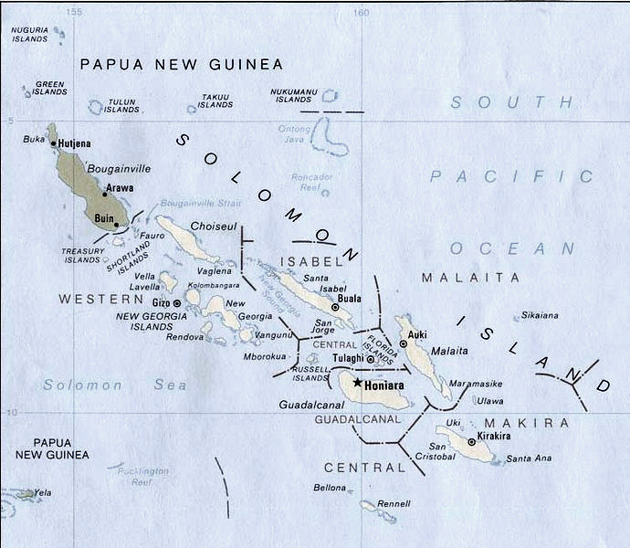Archipiélago de las islas Salomón, descubierto por Álvaro de - jack of all trades resume