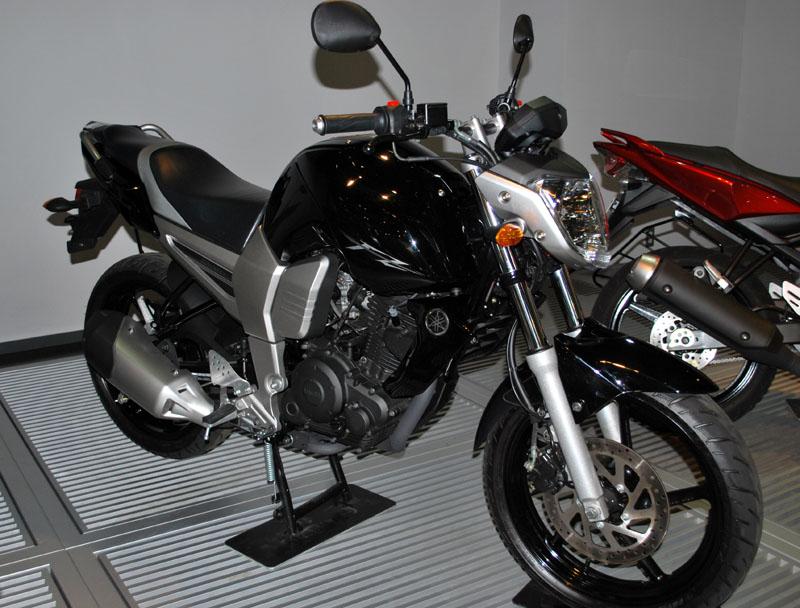 Yamaha FZ16 - Wikipedia