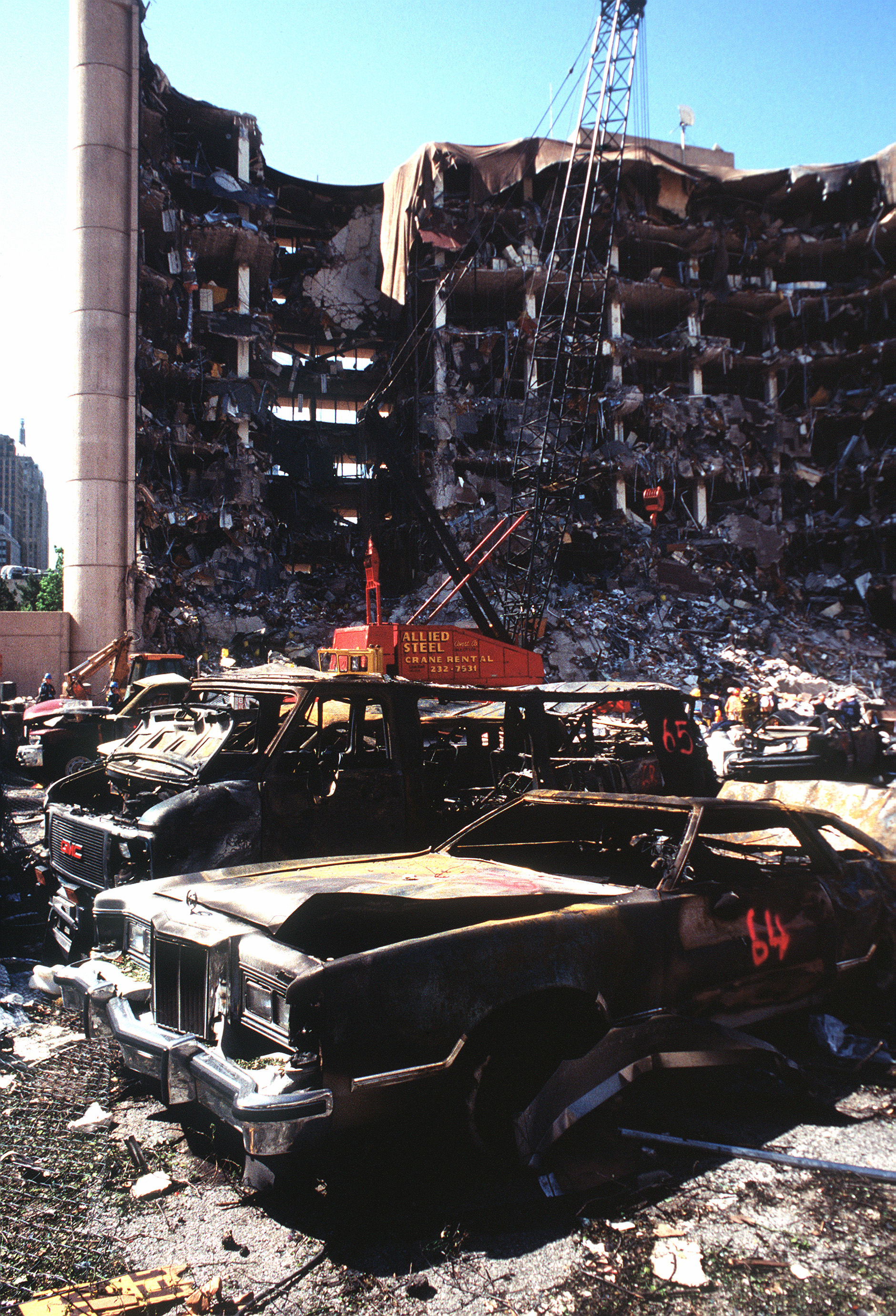 Oklahoma City Bombing Wikipedia