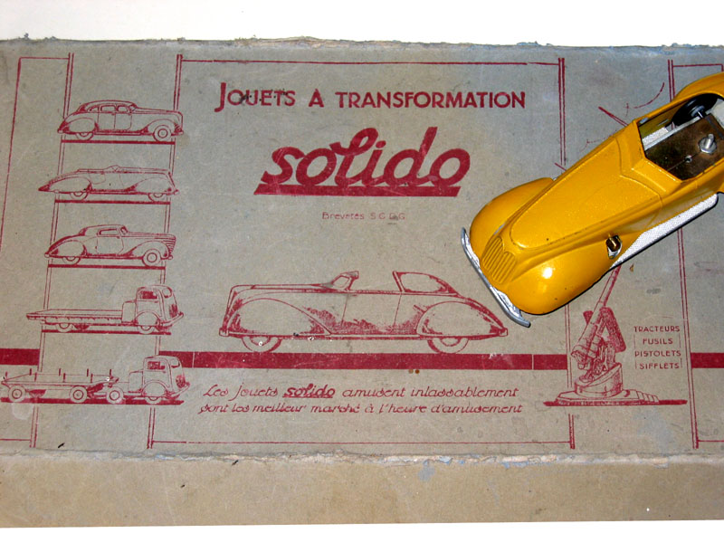 Diecast Vehicles Toys Solido - Wikipedia