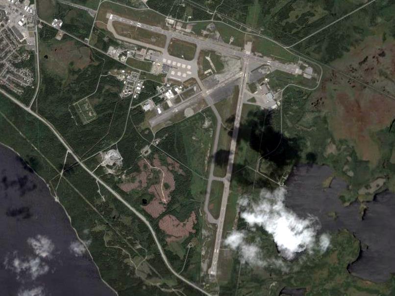 Image For Gander International Airport Wikipedia