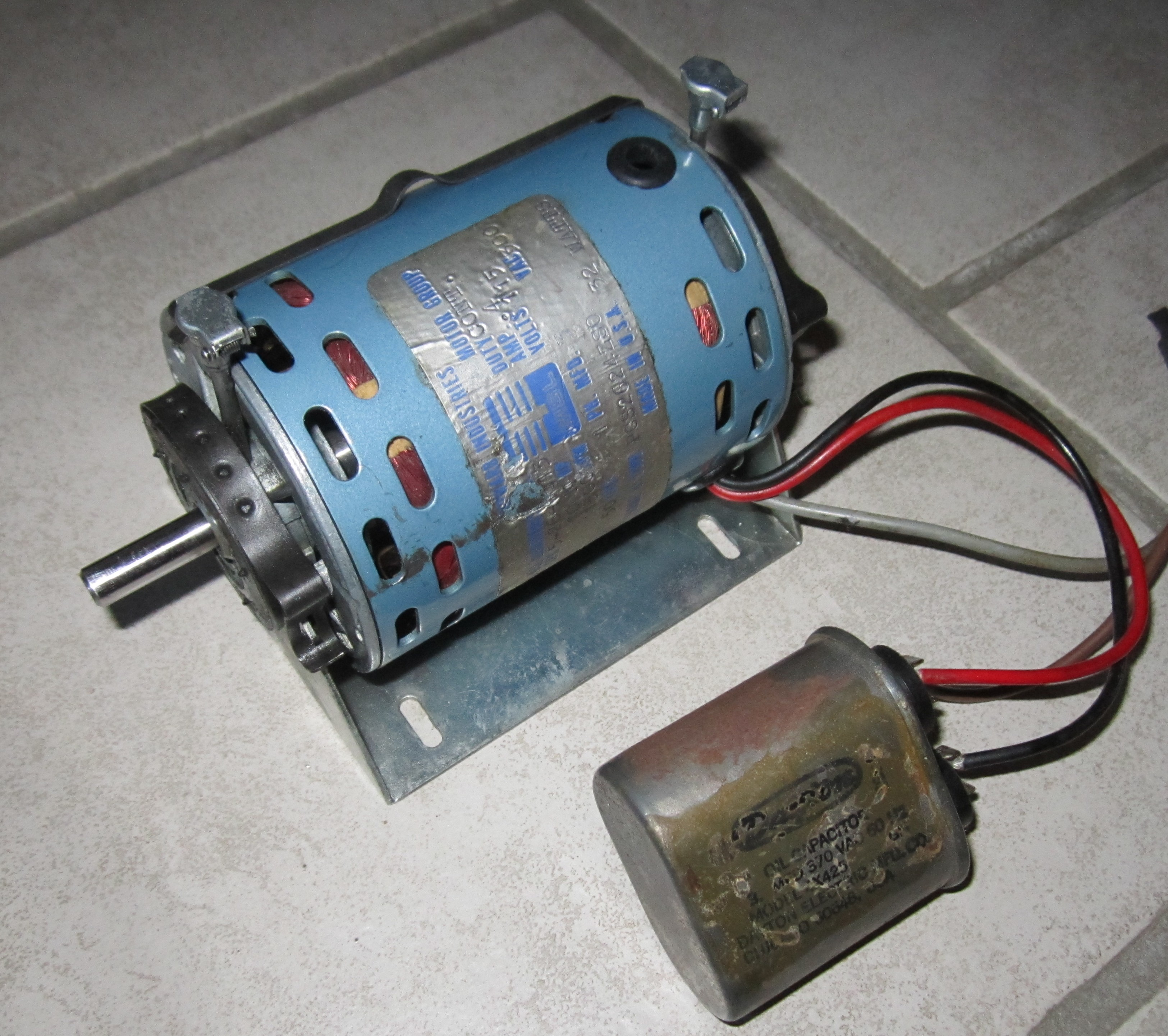 110 220 Single Phase Motor Wiring Diagram Synchronous Motor Wikiwand