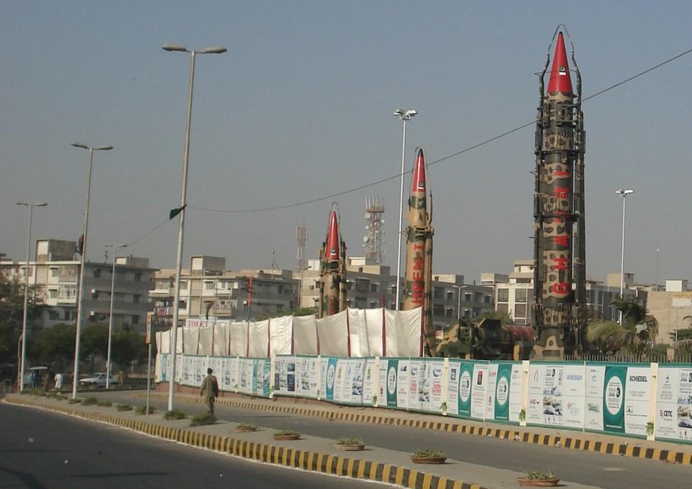 Image result for Pakistan's Test of Ghaznavi Missile