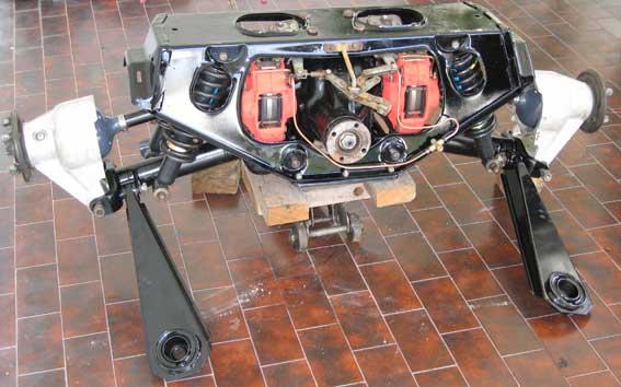 Jaguar independent rear suspension - Wikipedia