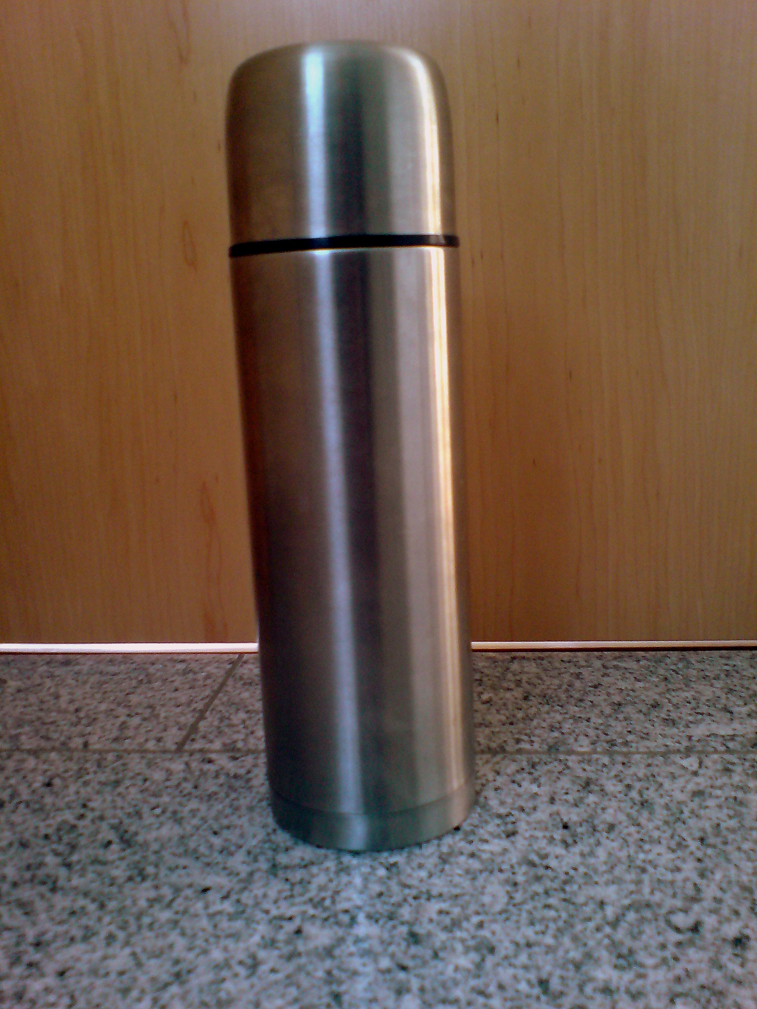 Thermos Thermoskanne File Thermoskanne Hoch Silber Jpg Wikimedia Commons