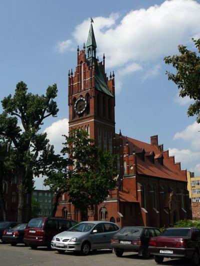 Church of the Holy Family, Kaliningrad - Wikipedia