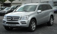 Datei:Mercedes GL 450 CDI 4MATIC (X164) Facelift front ...