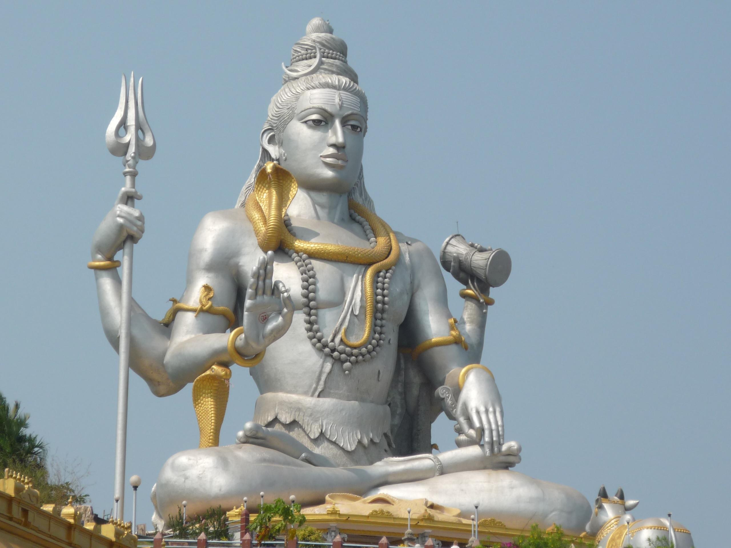 Shiva Lingam Hd Wallpapers File Murudeshwara Shiva Jpg Wikimedia Commons
