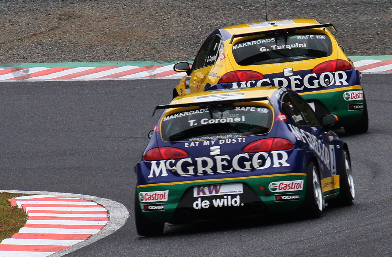 Tom Coronel File Tom Coronel 2010 Wtcc Race Of Japan Free Practice 2 Jpg