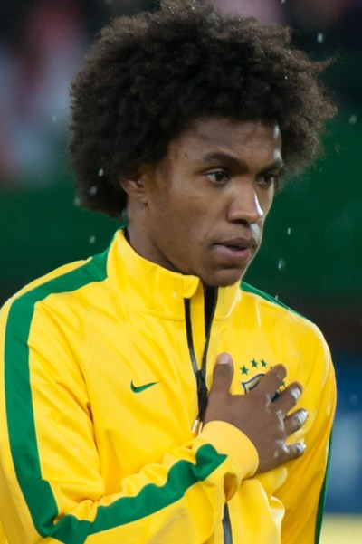 Willian (footballer) - Wikipedia