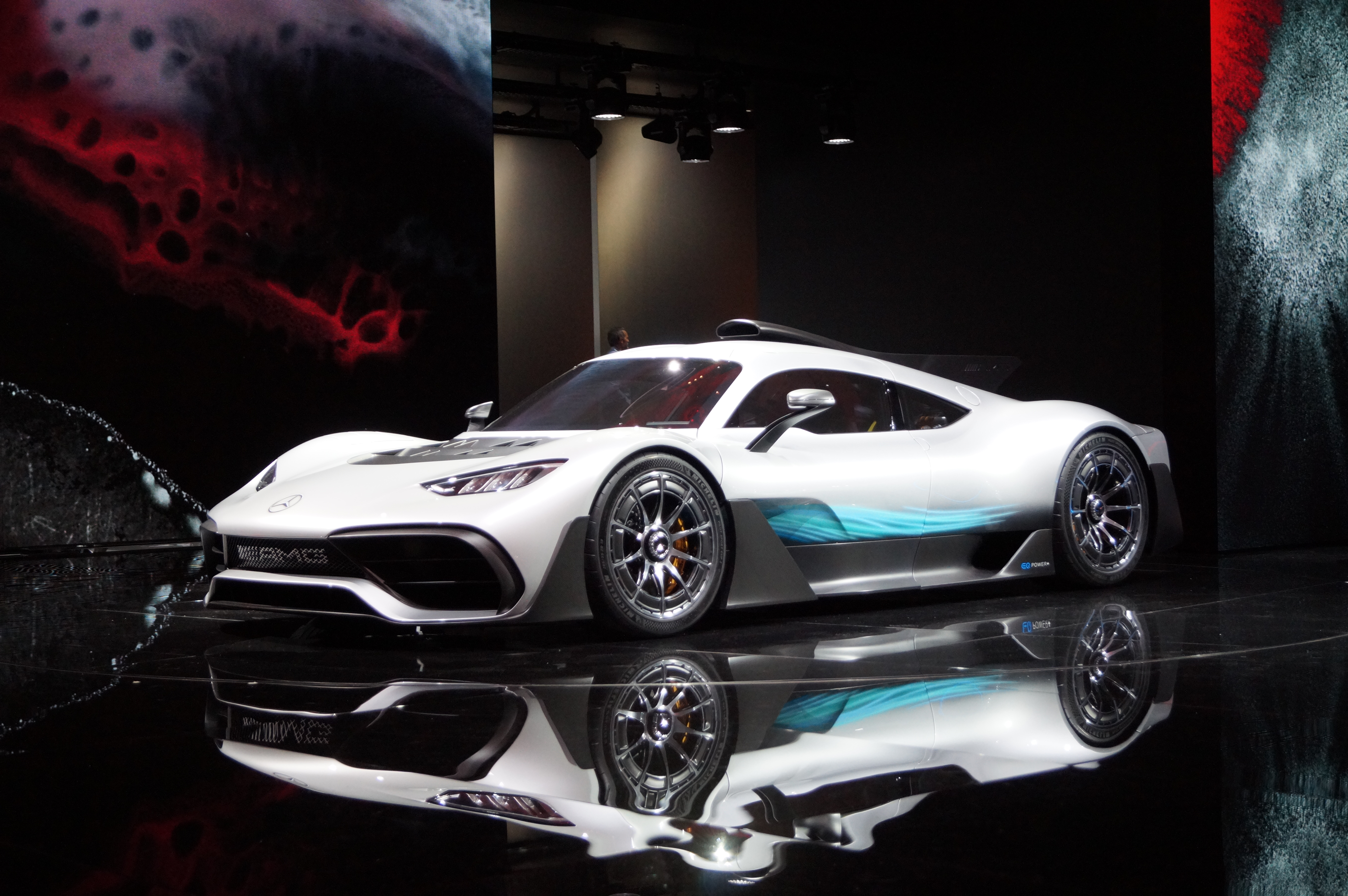 Mercedes Amg Mercedes Amg One Wikipedia