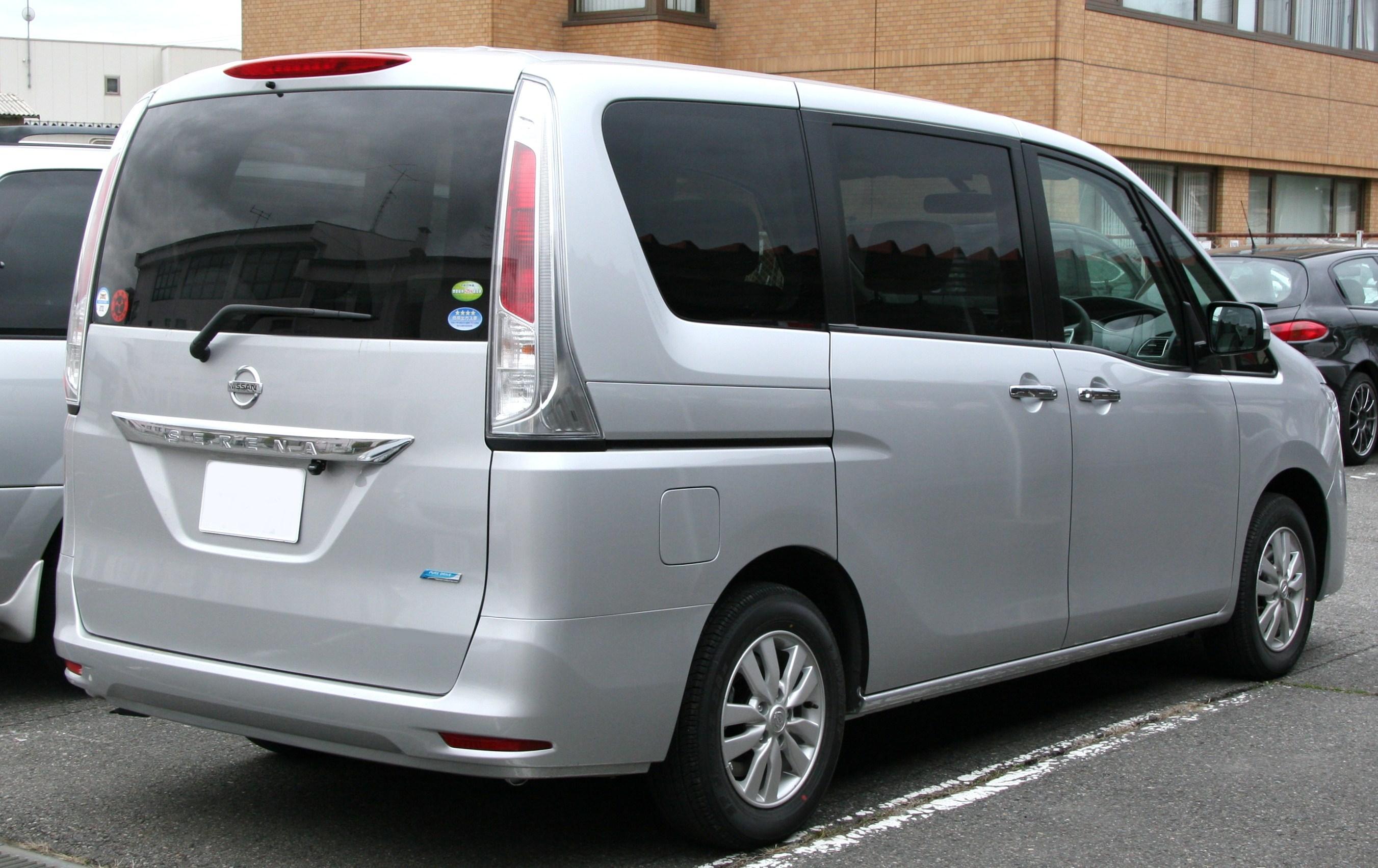 Nissan Serena Manual Auto Electrical Wiring Diagram B15