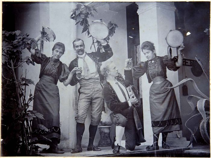 The Victorian origins of the Mannequin Challenge