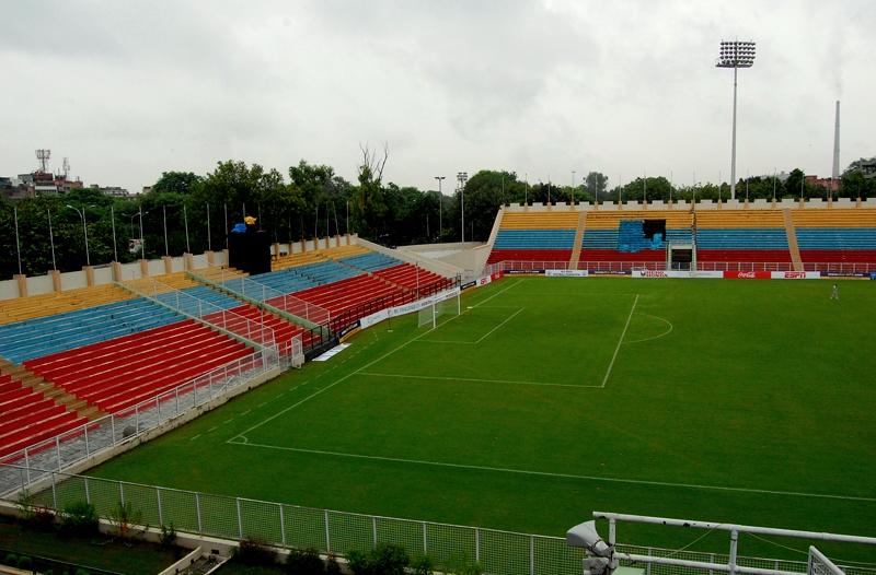 Indian Team 3d Wallpaper Ambedkar Stadium Wikipedia