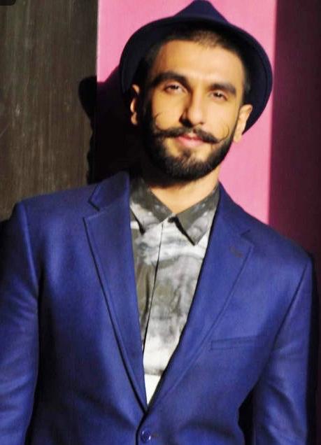 Ranveer Singh - Wikipedia