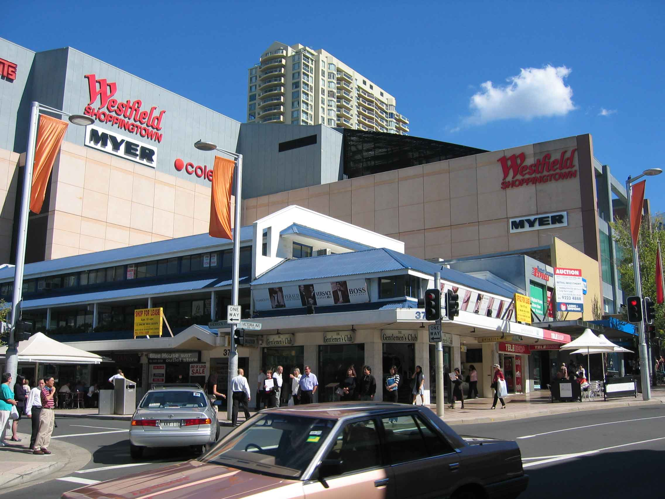 Map Store Sydney File Chatswood New South Wales Shops Jpg Wikimedia Commons