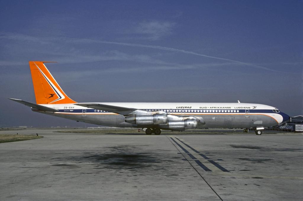 SAA Cargo Boeing 707 South African Airways through the Years - boeing aerospace engineer sample resume