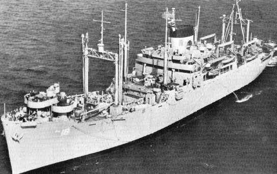 30 Fuß Container President Jackson-class Attack Transport - Wikipedia