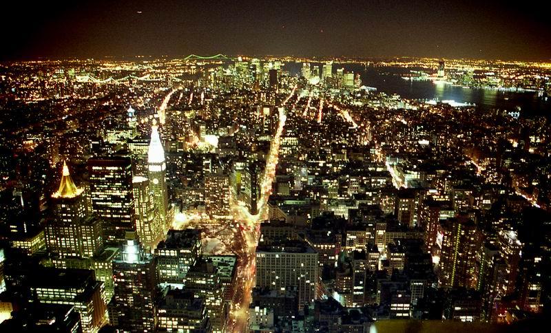San Francisco Bridge Hd Wallpaper File Manhattan Night March Usa2 Jpg Wikimedia Commons