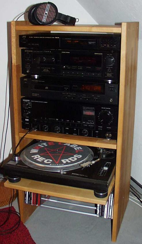 Cd Regal Bauen Hifi-rack – Wikipedia