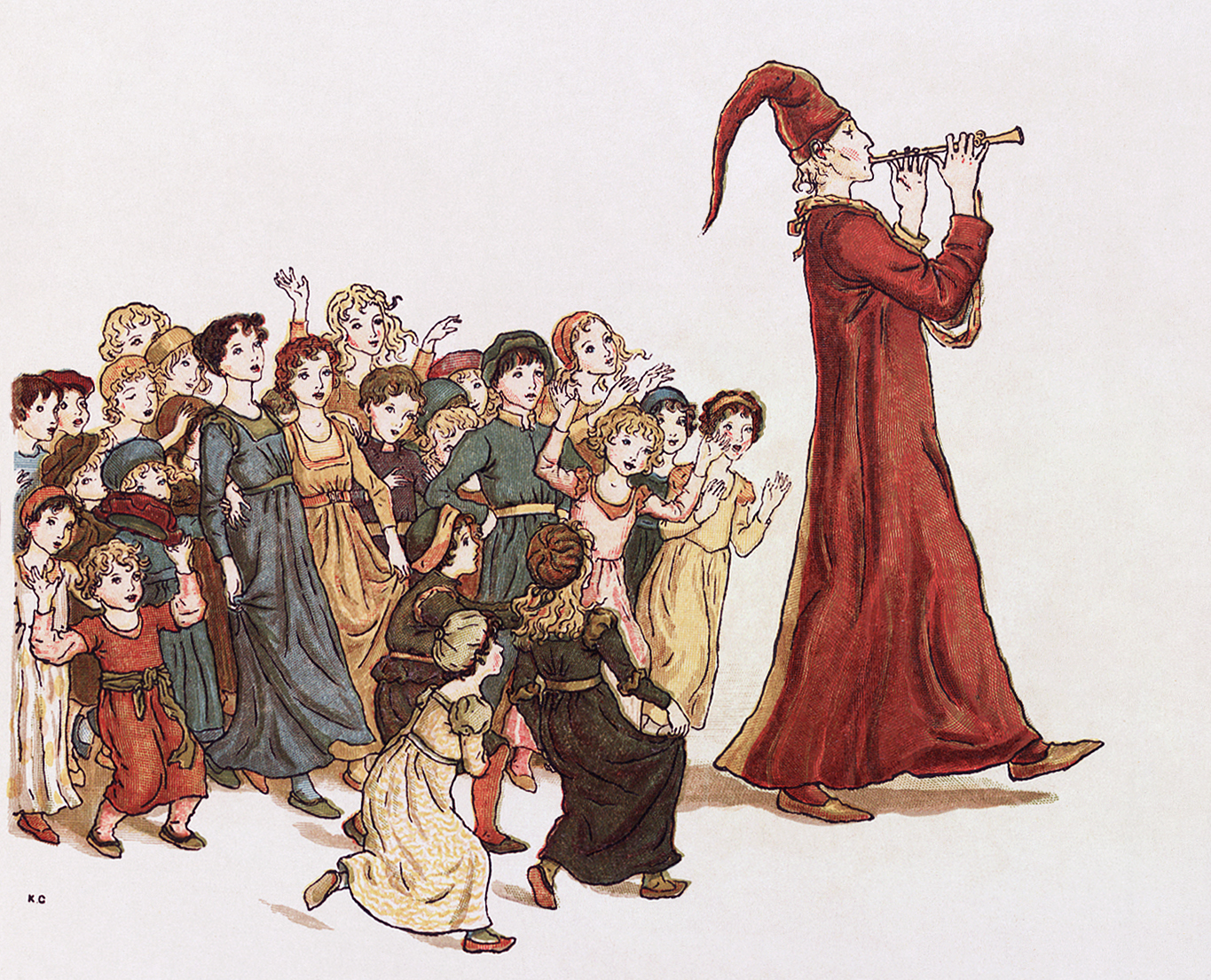 Pied Piper Of Hamelin Wikipedia