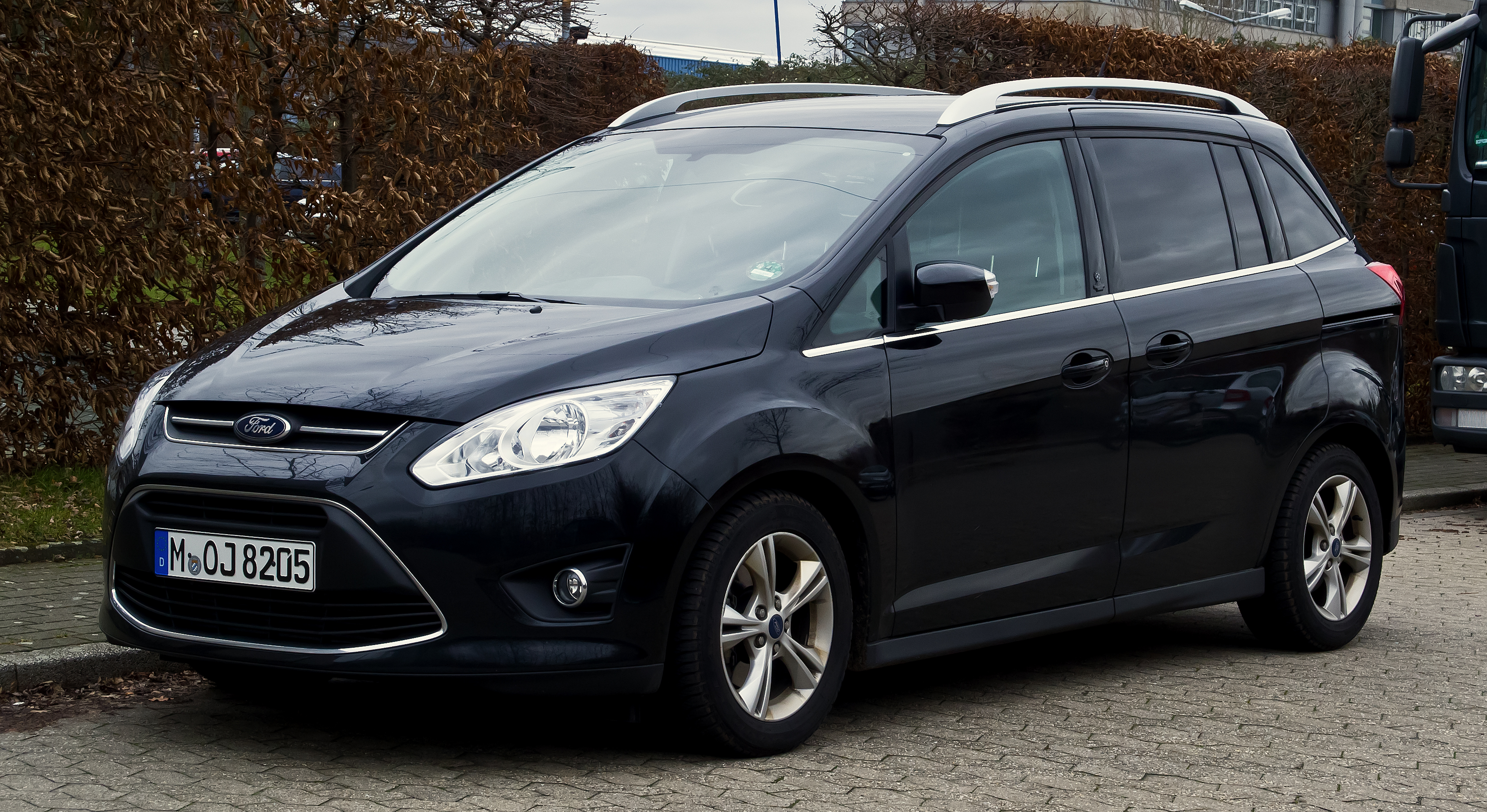 Dimension Grand C Max File Ford Grand C Max Champions Edition Ii