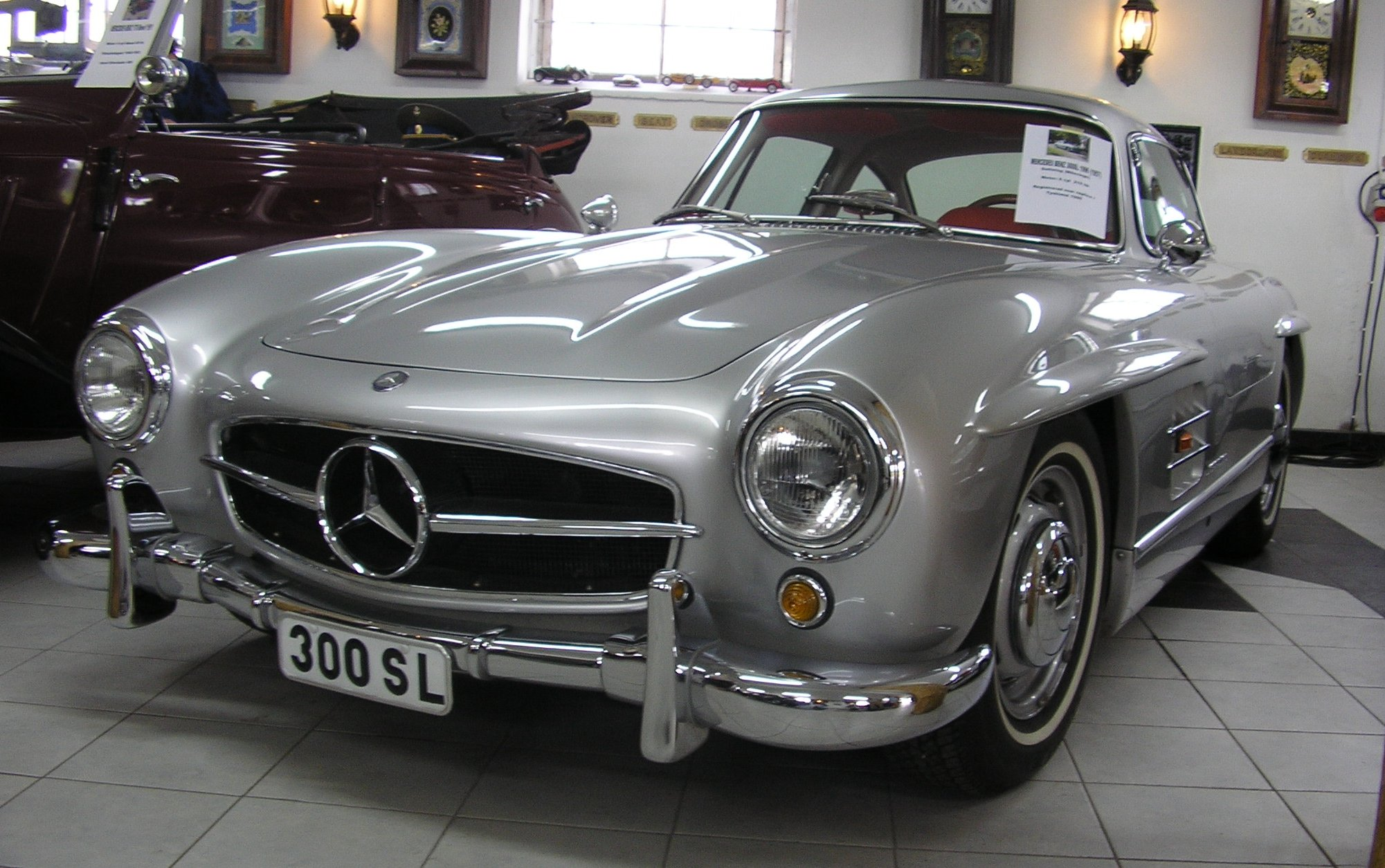 Replica ???? File Mb300sl Replica Jpg Wikimedia Commons