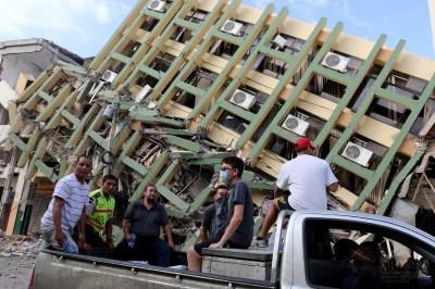 Terremoto de Ecuador de 2016 - Wikiwand