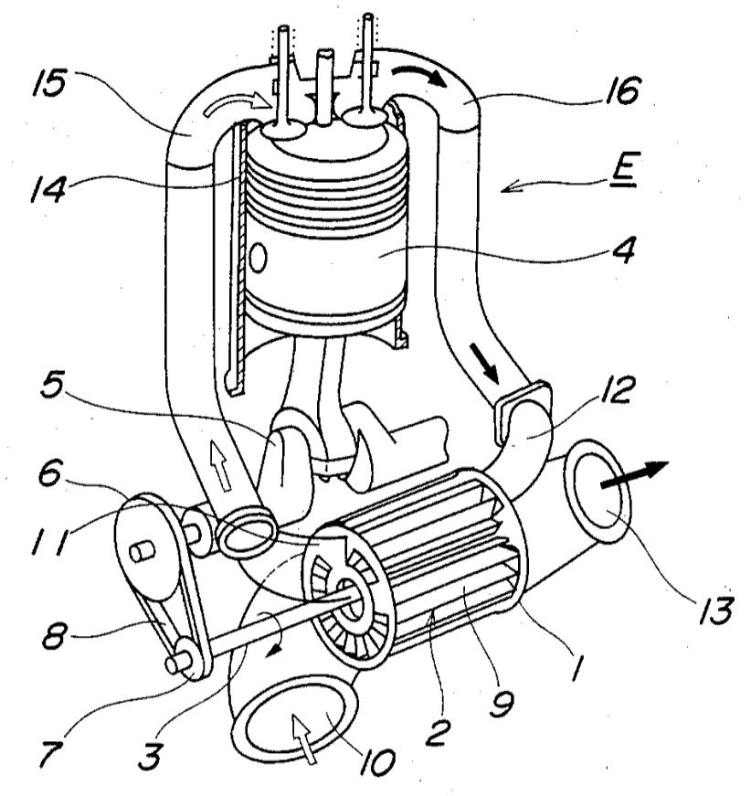 mazda 626 comprex engine diagram