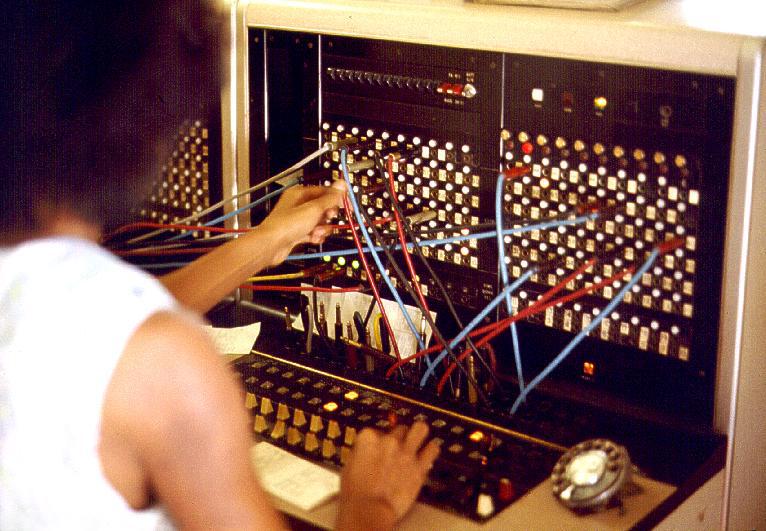 Telephone exchange - Wikipedia