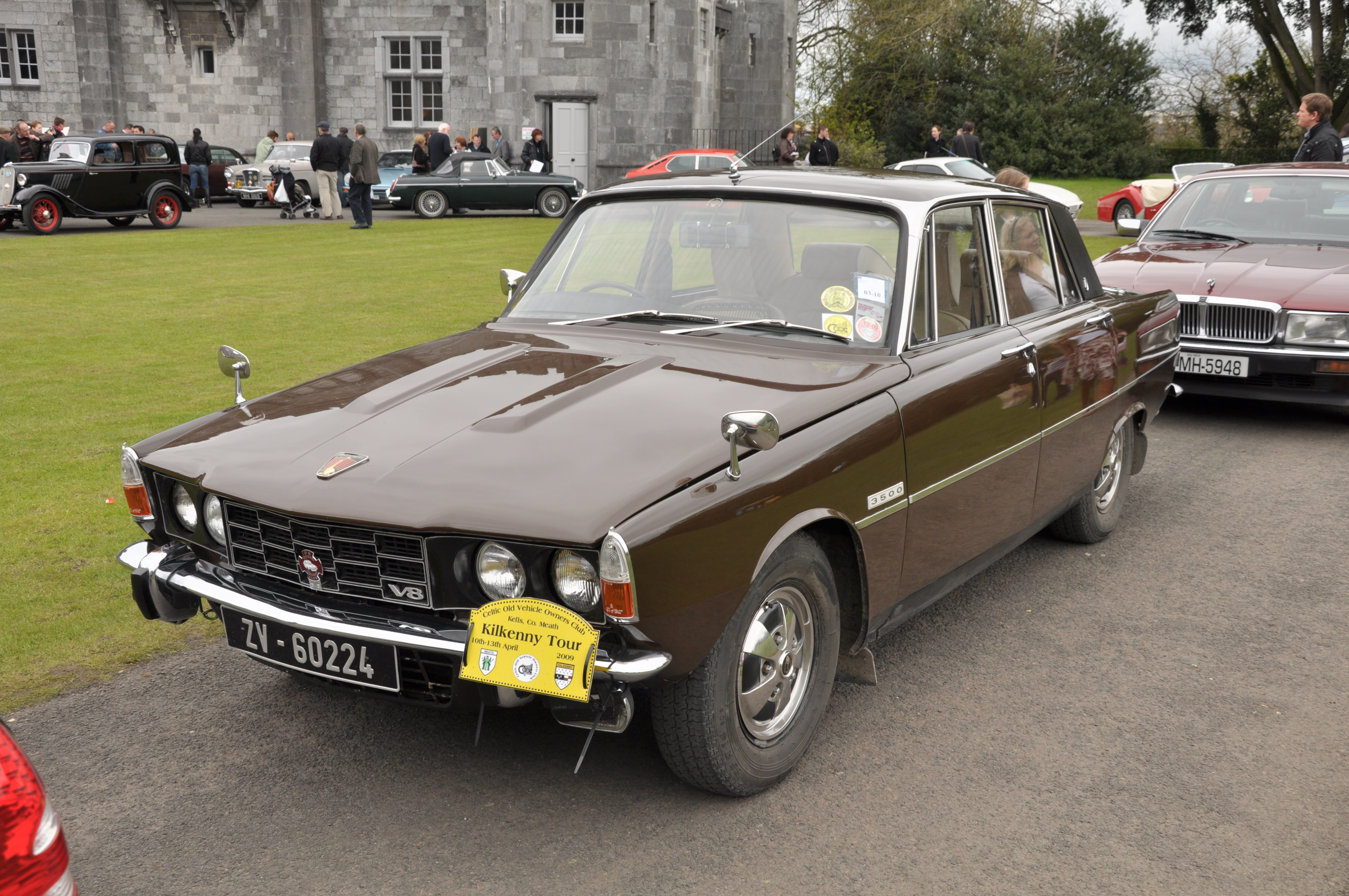 Rover P6 File Rover P6 V8 1 Jpg Wikimedia Commons