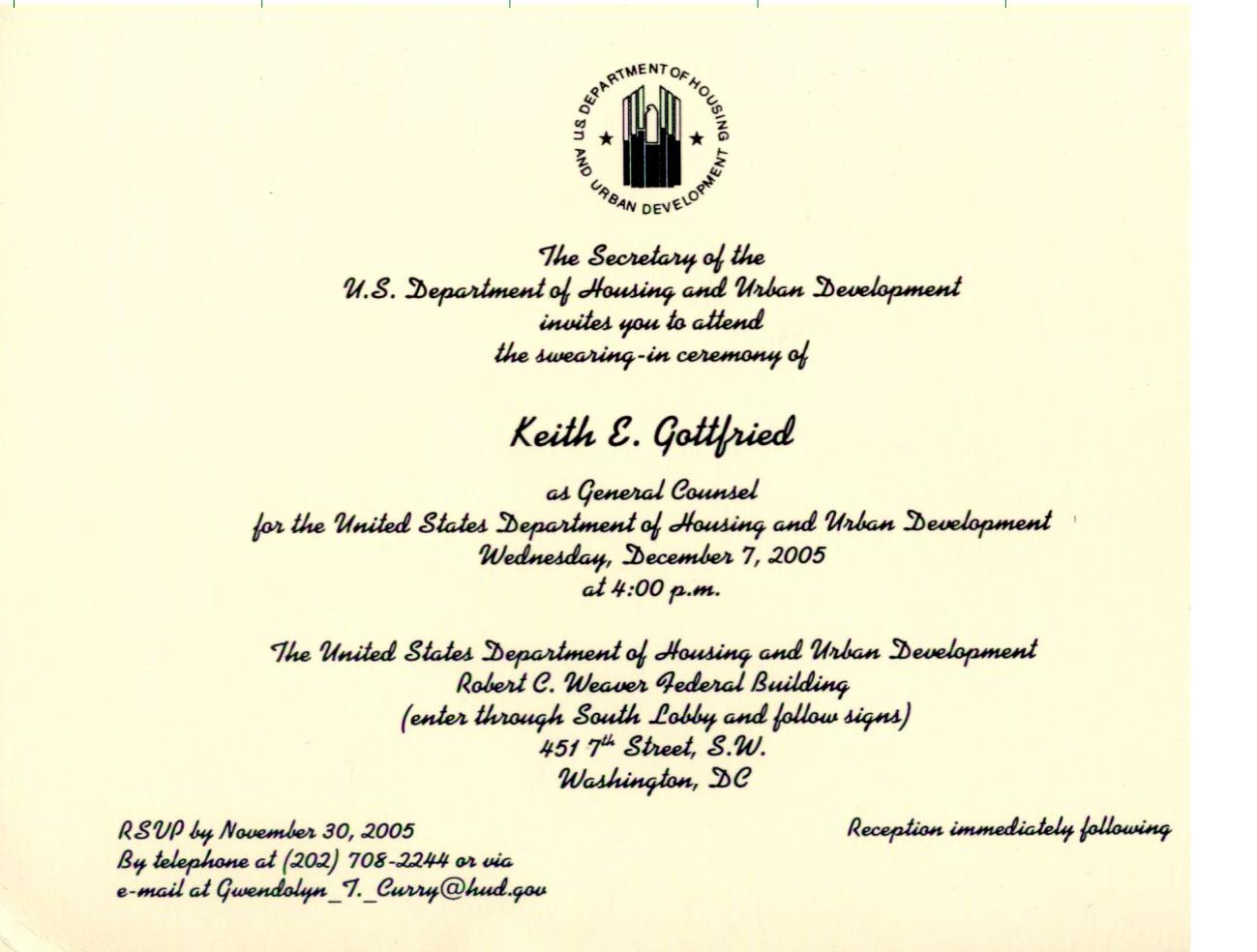 Invitation Letter Gathering Sample – Gathering Invitation Sample