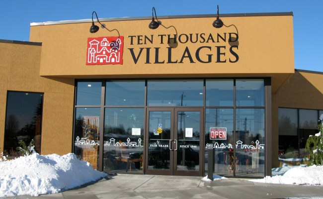 File Ten Thousand Villages Store In New Hamburg Ontario