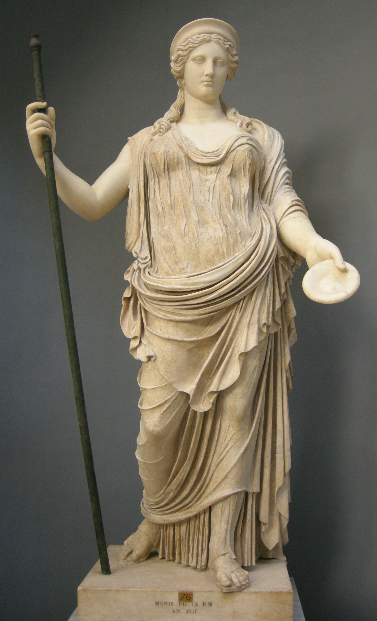 Gods And Goddesses Of Greek Mythology Hera Queen Of The Gods