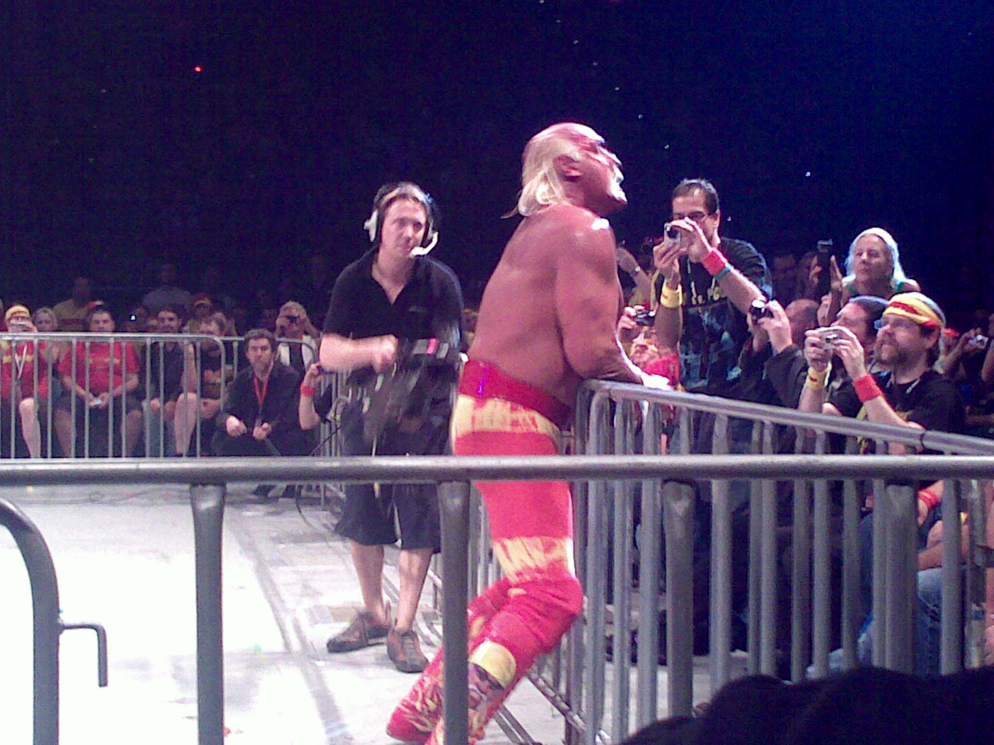 Hulk Hogan Wiki Hulkamania Let The Battle Begin Wikipedia