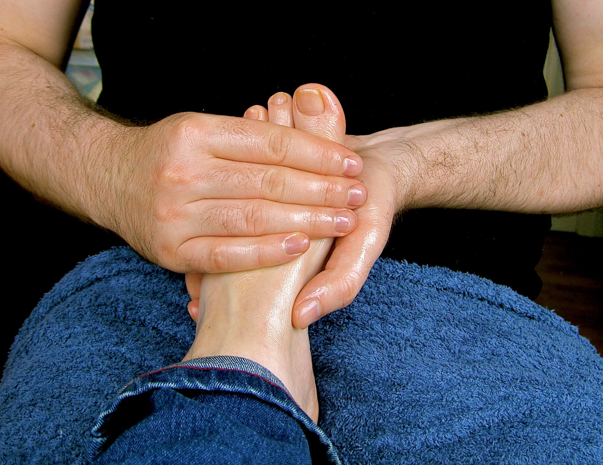 Chinese Massage Qigong Healing A Chinese Self Massage In The Morning