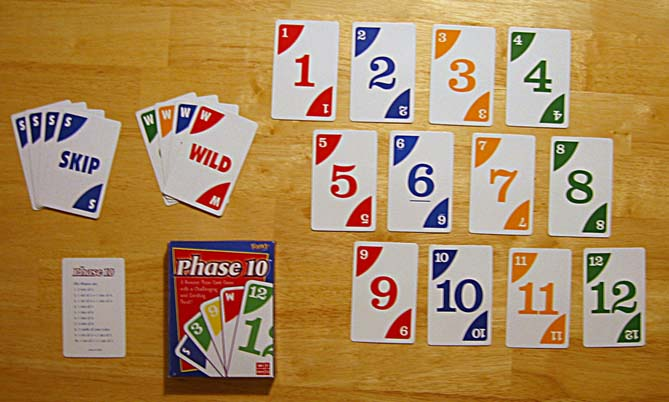 Phase 10 - Wikipedia - sample phase 10 score sheet template