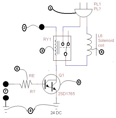 electric shock relay