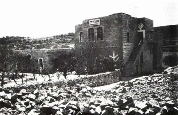 Yeshivas Kenesses Yisrael (Slabodka), Chevron 1911