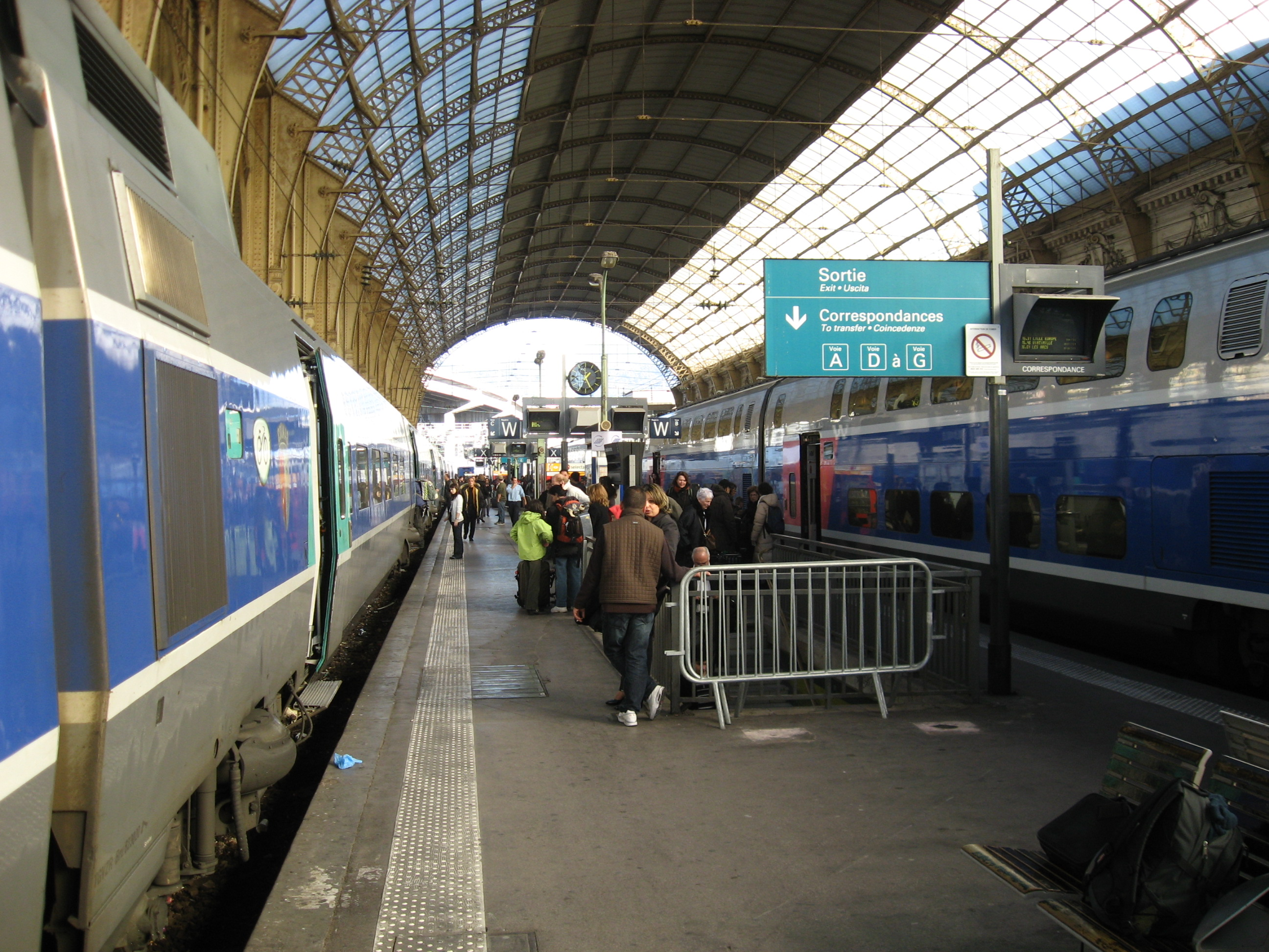 Gare Sncf File Nice Gare Sncf 2008 1 Jpg Wikimedia Commons