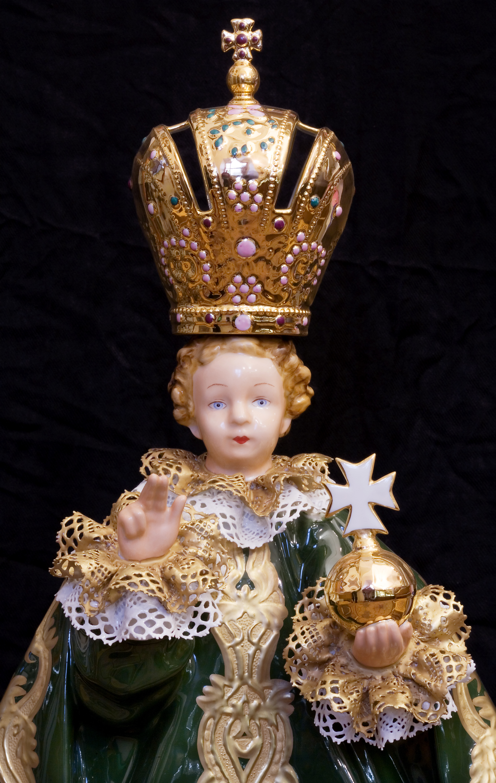 Infant Jesus Hd Wallpapers File Infant Jesus Of Prague 8110 Jpg