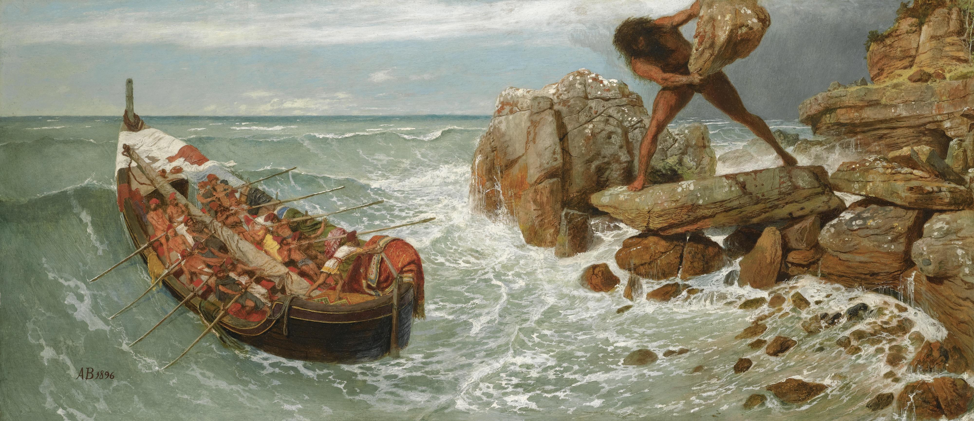 odysseus qualities essay