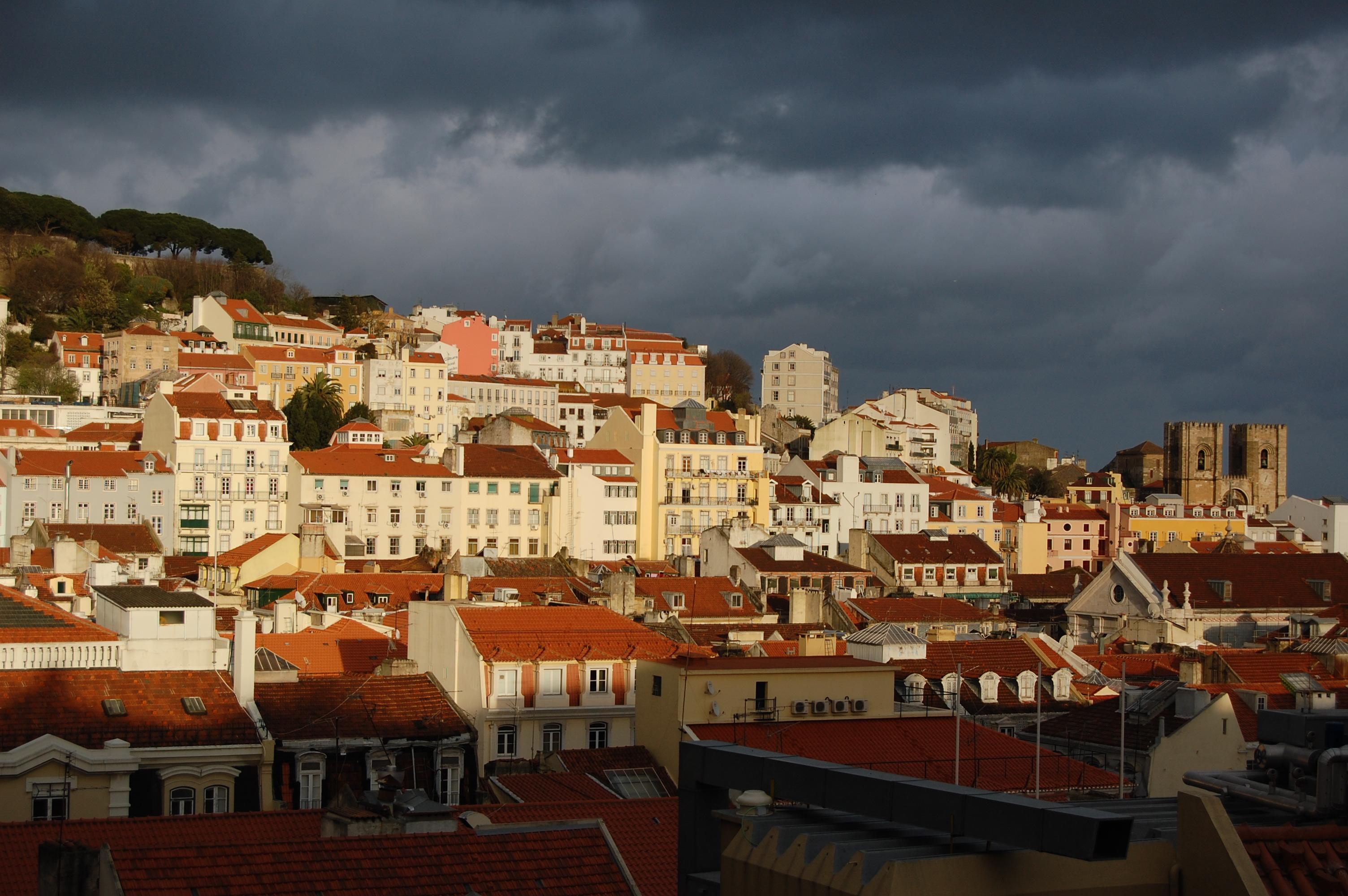 Free Landscape Wallpaper Hd File Lisbona Jpg Wikipedia