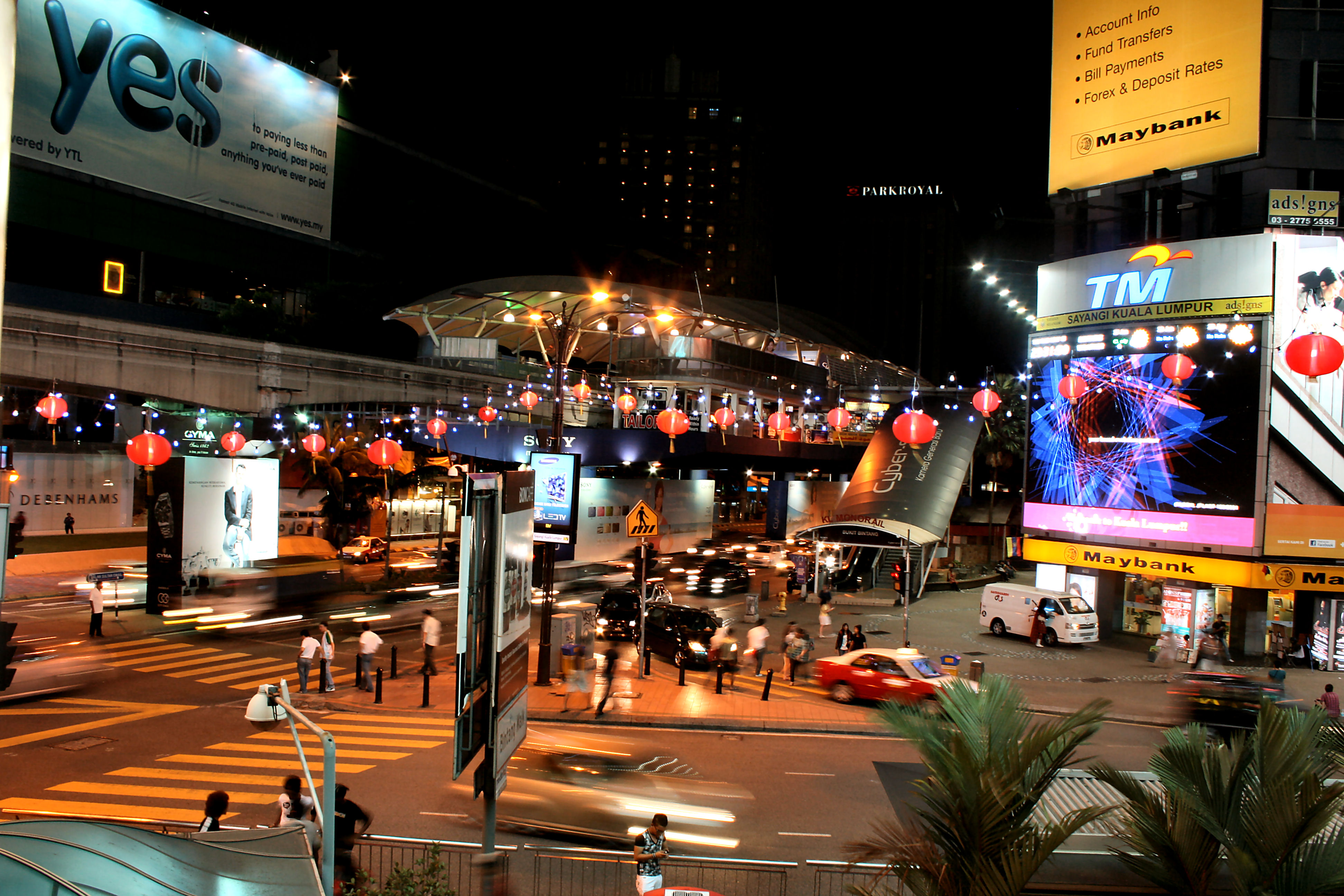 Latest 3d Live Wallpaper File Bukit Bintang Kuala Lumpur Jan 2011 01 Jpg